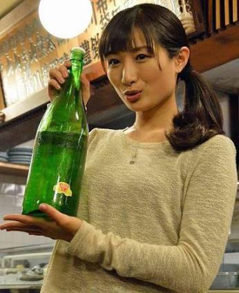 「ワカコ酒」がきっかけ 武田梨奈はオフでも一人酒を満喫