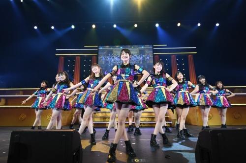 """HKT48 新曲初披露 センター松岡はな「前にメンバーがいないから""""フォー!""""って感じ」"""