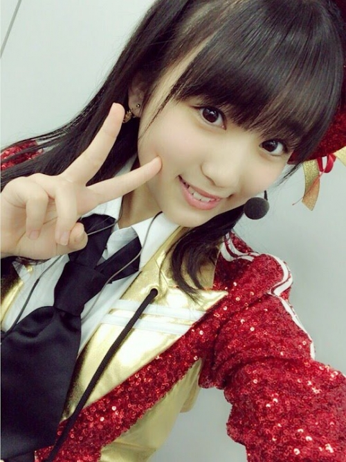 "【HKT48】握手会で指原が""スカウト""矢吹奈子(15歳)、ランドセルが似合う女児が魅惑的な美少女に成長"