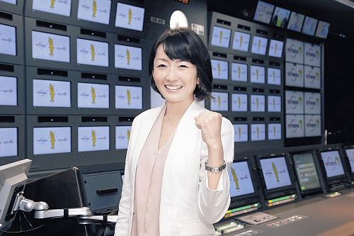 新婚の狩野アナ、夕方帯ニュースで初のキャスター挑戦「今年は公私ともに変化の年」