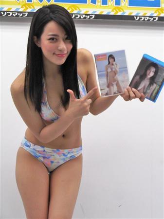 小瀬田麻由「刺激が強めになっています」新作DVDをPR
