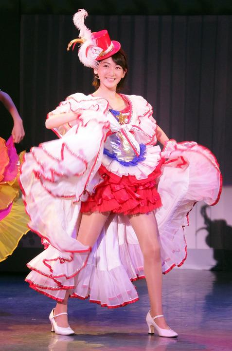 生駒里奈「私にとって大きな挑戦でした」 舞台版「こち亀」でソロ歌唱やダンス 野球拳で大はしゃぎ