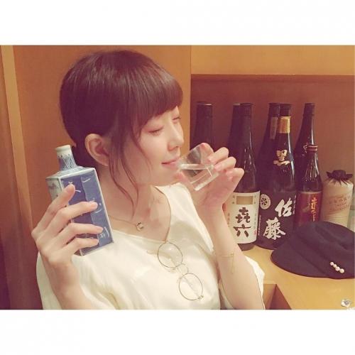 渡辺美優紀「ホロ酔いみるきー」 NMB48卒業後の元気そうな姿にファンもほっこり