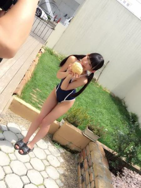 童顔Fカップ・長澤茉里奈さんのセクシーな競泳水着姿キタ━━━━(゚∀゚)━━━━!!