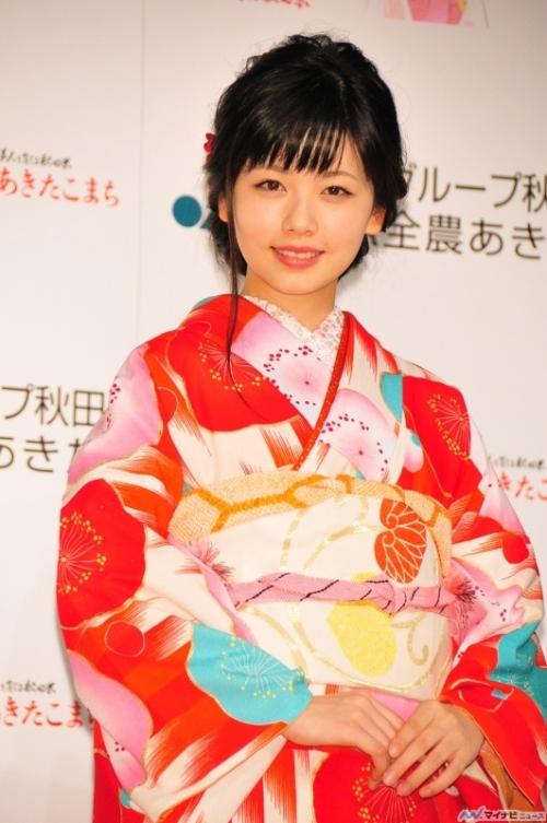 小芝風花、秋田米のCM出演に「あ、きた」とギャグも反応薄く