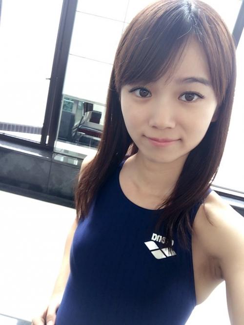 ほしのあすかさん(29)の競泳水着キタ━━━━(゚∀゚)━━━━!!