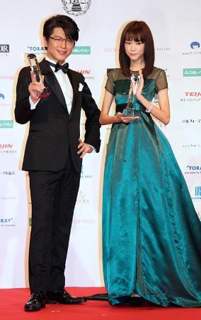桐谷美玲の美しさに及川光博もメロメロ「美しい!等身大フィギュア」