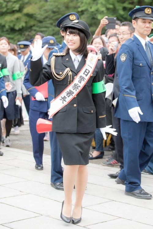 「ももいろクローバーZの佐々木彩夏さんが、鎌倉で一日警察署長をします」。リリースが届いた時、思わず手が震えました