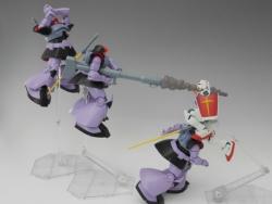 ROBOT魂〈SIDE MS〉MS-09 ドム ver. A.N.I.M.E. サンプルレビュー5