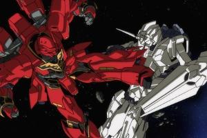 「機動戦士ガンダムユニコーン RE0096」第5話「激突・赤い彗星」t