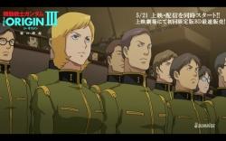 機動戦士ガンダム THE ORIGIN 第3話「暁の蜂起」冒頭13分14