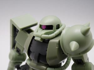 「ROBOT魂 MS-06 量産型ザク ver. A.N.I.M.E.」パッケージ開封レビュー 5
