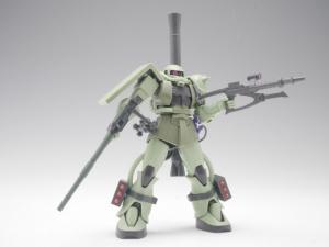 「ROBOT魂 MS-06 量産型ザク ver. A.N.I.M.E.」パッケージ開封レビュー 2