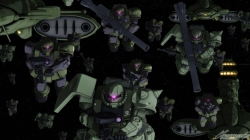 『機動戦士ガンダム THE ORIGIN』ルウム編の特報1