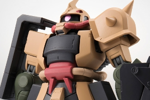 ROBOT魂 〈SIDE MS〉 MS-06D ザク・デザートタイプ ver. A.N.I.M.E.t