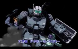 「機動戦士ガンダム THE ORIGIN IV 運命の前夜」予告映像10