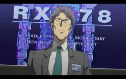 「機動戦士ガンダム THE ORIGIN IV 運命の前夜」予告映像7
