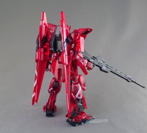 HG デルタガンダム弐号機 バージョン ジーエフティー リミテッド クリアカラー2