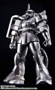 超合金の塊 ガンダムシリーズ GM-02:シャア専用ザクII3