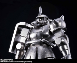 超合金の塊 ガンダムシリーズ GM-02:シャア専用ザクII2
