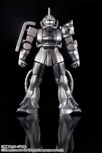 超合金の塊 ガンダムシリーズ GM-02:シャア専用ザクII1