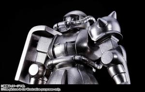 超合金の塊 ガンダムシリーズ GM-03:量産型ザクII2