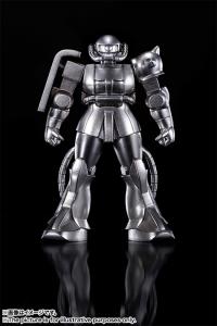 超合金の塊 ガンダムシリーズ GM-03:量産型ザクII1