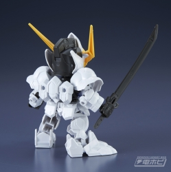 BB戦士 No.401 ガンダムバルバトスDXのテストショット02