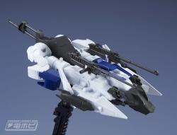 BB戦士 No.401 ガンダムバルバトスDXのテストショット11