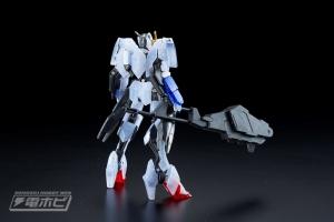 HG ガンダムバルバトス 第6形態 クリアカラーVer.002