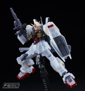 HGUC ガンダムMk-II(エゥーゴ仕様)クリアカラーVer. 003