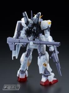HGUC ガンダムMk-II(エゥーゴ仕様)クリアカラーVer. 002