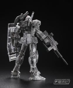 MG RX-78-02 ガンダム(GUNDAM THE ORIGIN版)メカニカルクリアVer.002