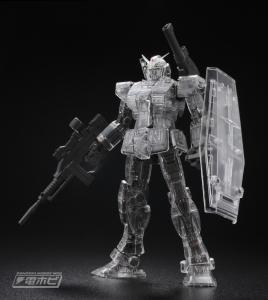 MG RX-78-02 ガンダム(GUNDAM THE ORIGIN版)メカニカルクリアVer.001