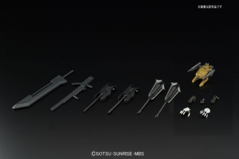HG 機動戦士ガンダム 鉄血のオルフェンズ MSオプションセット5&鉄華団モビルワーカー2
