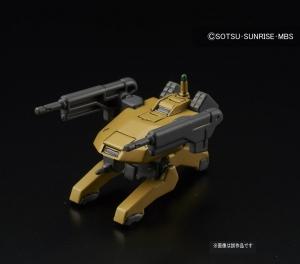HG 機動戦士ガンダム 鉄血のオルフェンズ MSオプションセット5&鉄華団モビルワーカー1