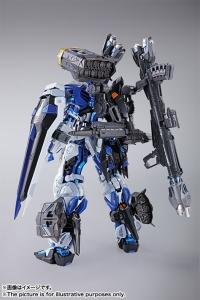 METAL BUILD ガンダムアストレイブルーフレーム フル・ウェポン装備02