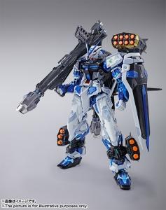 METAL BUILD ガンダムアストレイブルーフレーム フル・ウェポン装備01