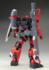 ROBOT魂 ガナーザクウォーリア(ルナマリア機)サンプル2
