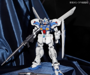 『機動戦士ガンダム0083 STARDUST MEMORY』 ガンダム試作4号機ガーベラ