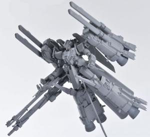 『ガンダム・センチネル』MSZ-006(C1)[Bst]ハミングバード(Ver.RED)(Ver.BLUE)2