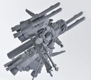 『ガンダム・センチネル』MSZ-006(C1)[Bst]ハミングバード(Ver.RED)(Ver.BLUE)3