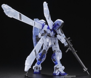 RE 1100 ガンダム試作4号機 ガーベラ クリアカラーVer. 2