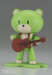 HGPG プチッガイ サーフグリーン & ギター1