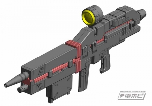 MG ウェポンアーマーハンガー For フルアーマー・ガンダム Ver.Ka (GUNDAM THUNDERBOLT版)001