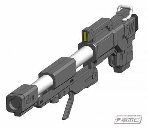 MG ウェポンアーマーハンガー For フルアーマー・ガンダム Ver.Ka (GUNDAM THUNDERBOLT版)002