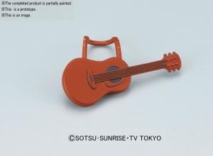 HGPG プチッガイ サーフグリーン&ギター3