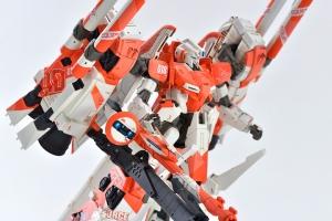 『ガンダム・センチネル』MSZ-006(C1)[Bst] ハミングバード(Ver.RED) 03