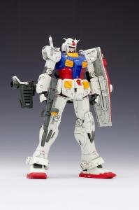 ウェーブ RX-78-2 ガンダム【DX版】01 (3)
