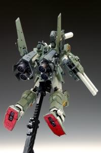 ウェーブ フルアーマーガンダム【GREEN ARMOR Ver (2)